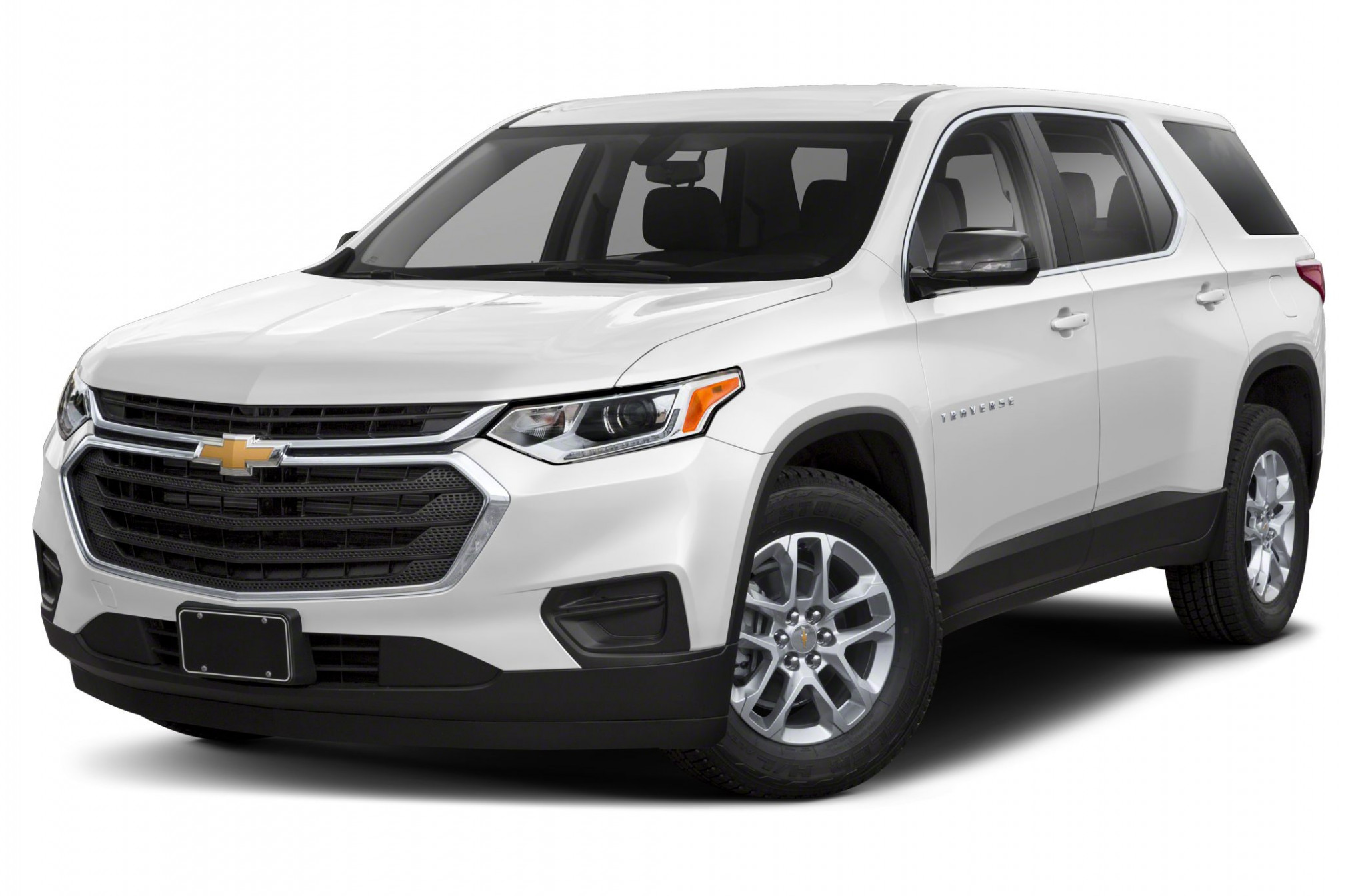 5 Chevrolet Traverse LS All-wheel Drive Specs and Prices | 2020 Chevrolet Traverse 1Lt