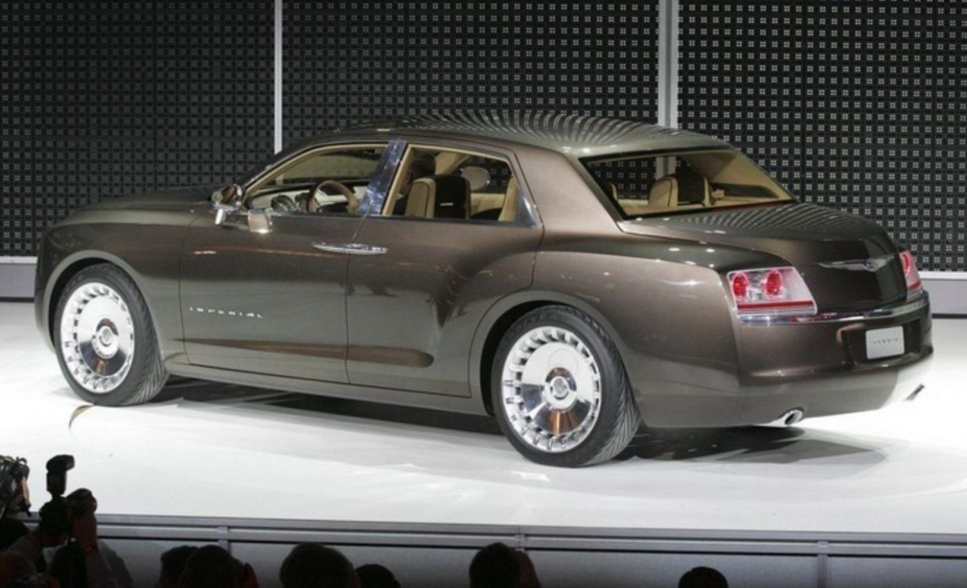 5 Chrysler 5 Specs in 5 (With images) | Chrysler imperial ..