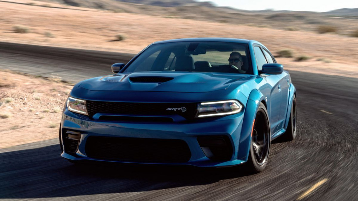 5 Dodge Charger SRT Hellcat Widebody: A fatter cat - Roadshow   2020 Dodge Charger Hellcat