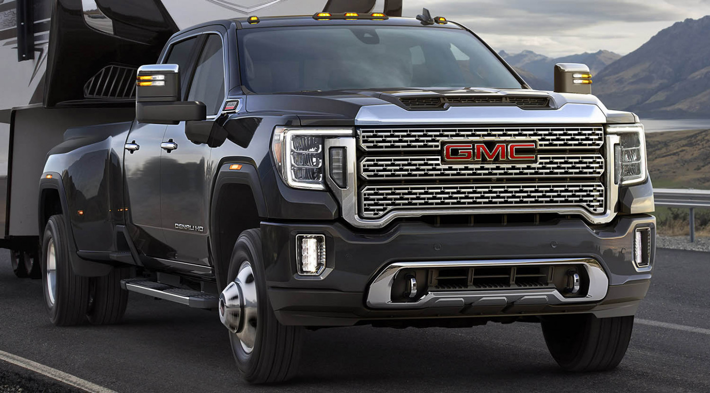 5 GMC Sierra 5 HD Denali Dual Rear Wheel - موقع ويلز | 2020 GMC Sierra 3500Hd