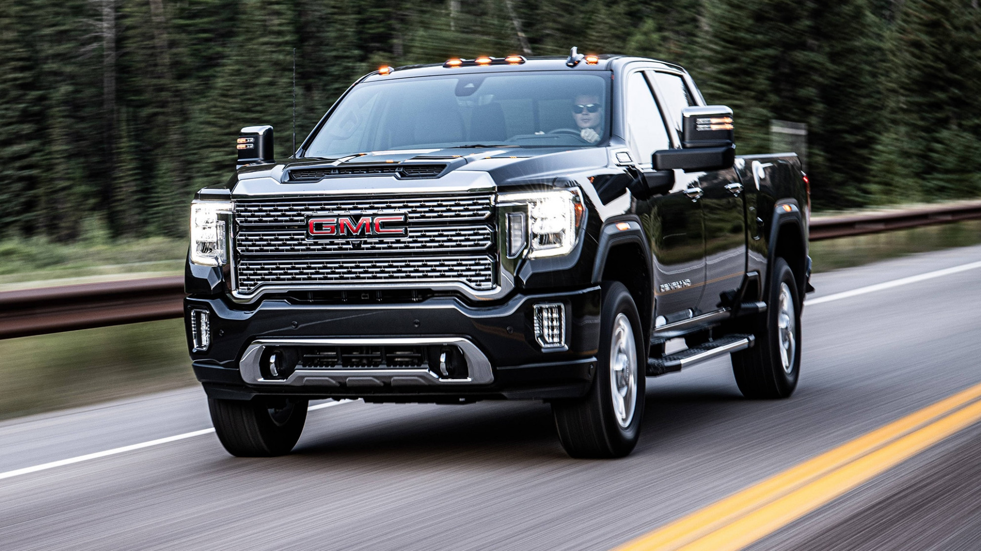 5 GMC Sierra HD 5/5 First Drive: More Muscle, More Style | 2020 GMC Hd Pickup