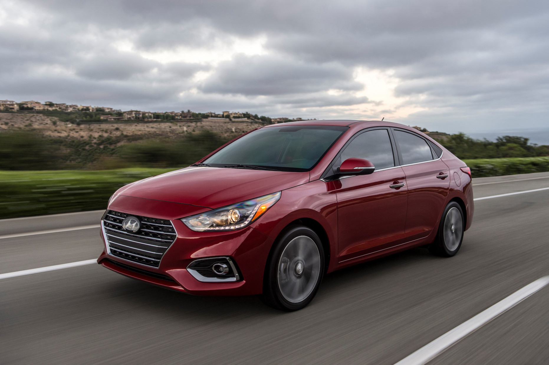 5 Hyundai Accent Review, Ratings, Specs, Prices, and Photos ..