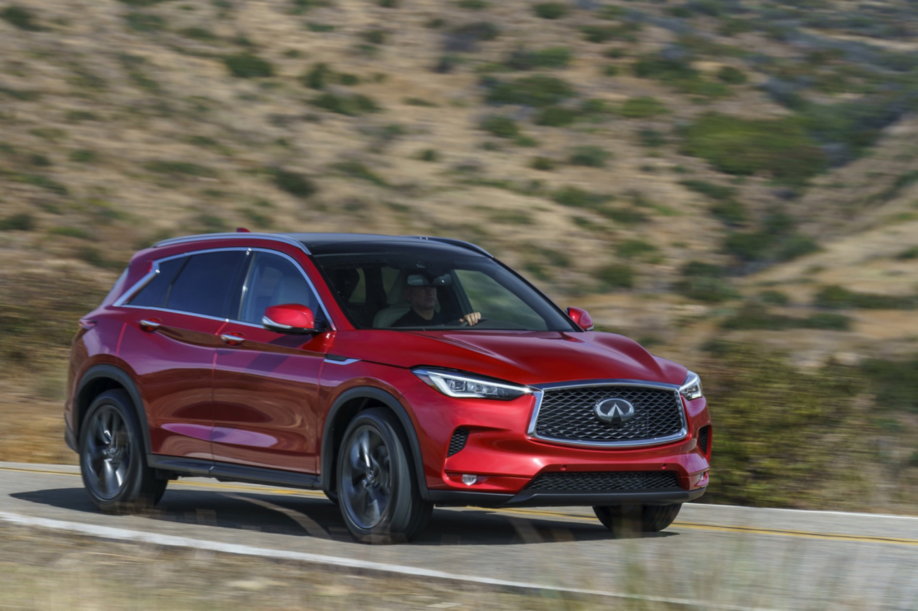 5 INFINITI QX5 Review, Ratings, Specs, Prices, and Photos ..