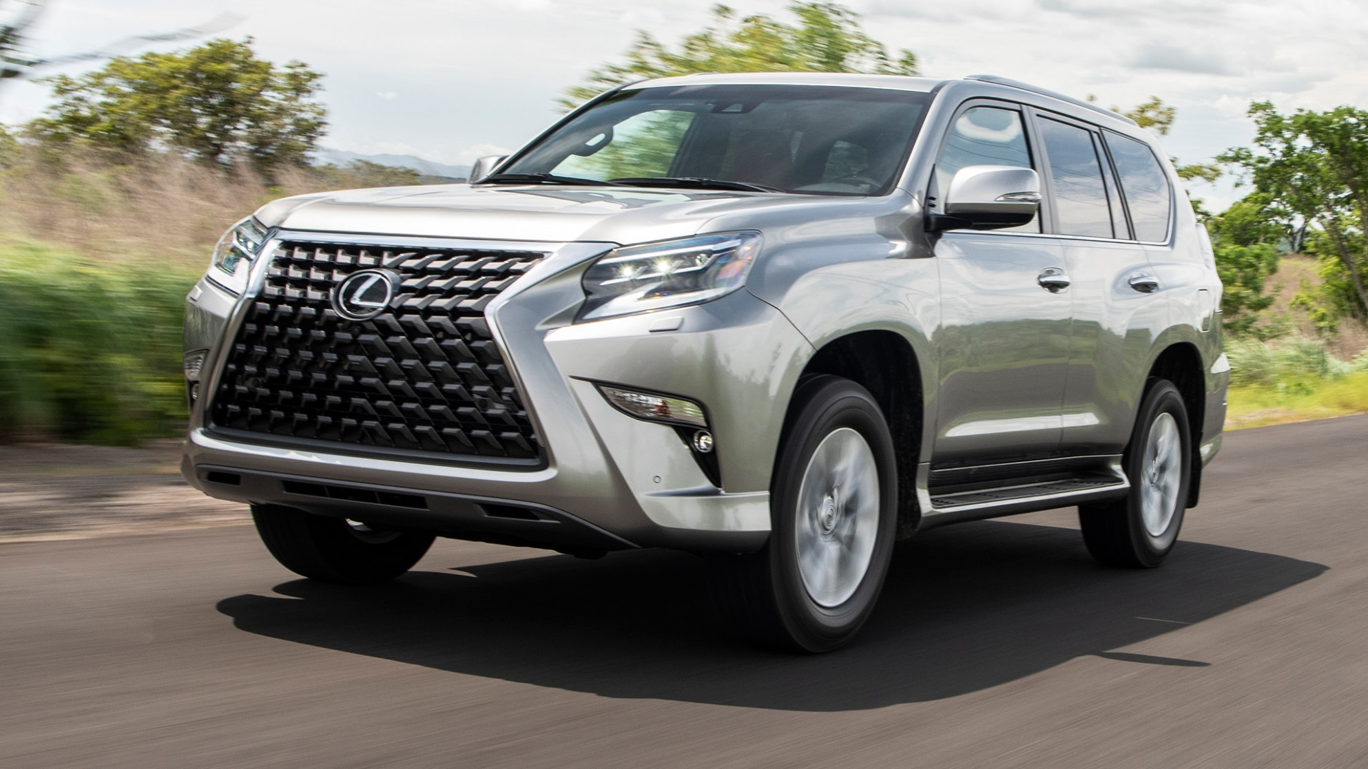 5 Lexus GX 5 Review: Big Grille, Small Updates | 2020 Lexus Gx 460