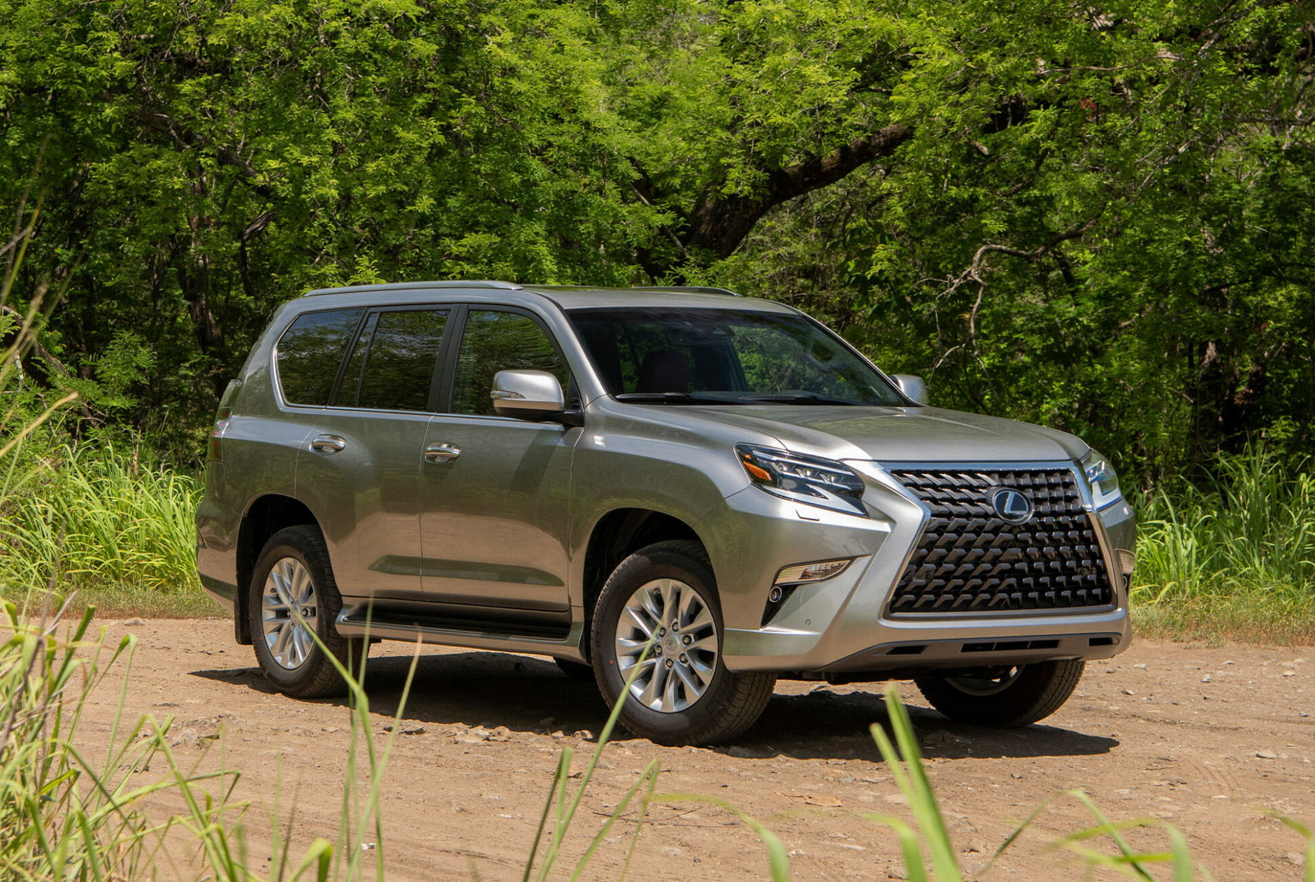 5 Lexus GX 5 Review: The Other Leather-Lined Land Cruiser ..