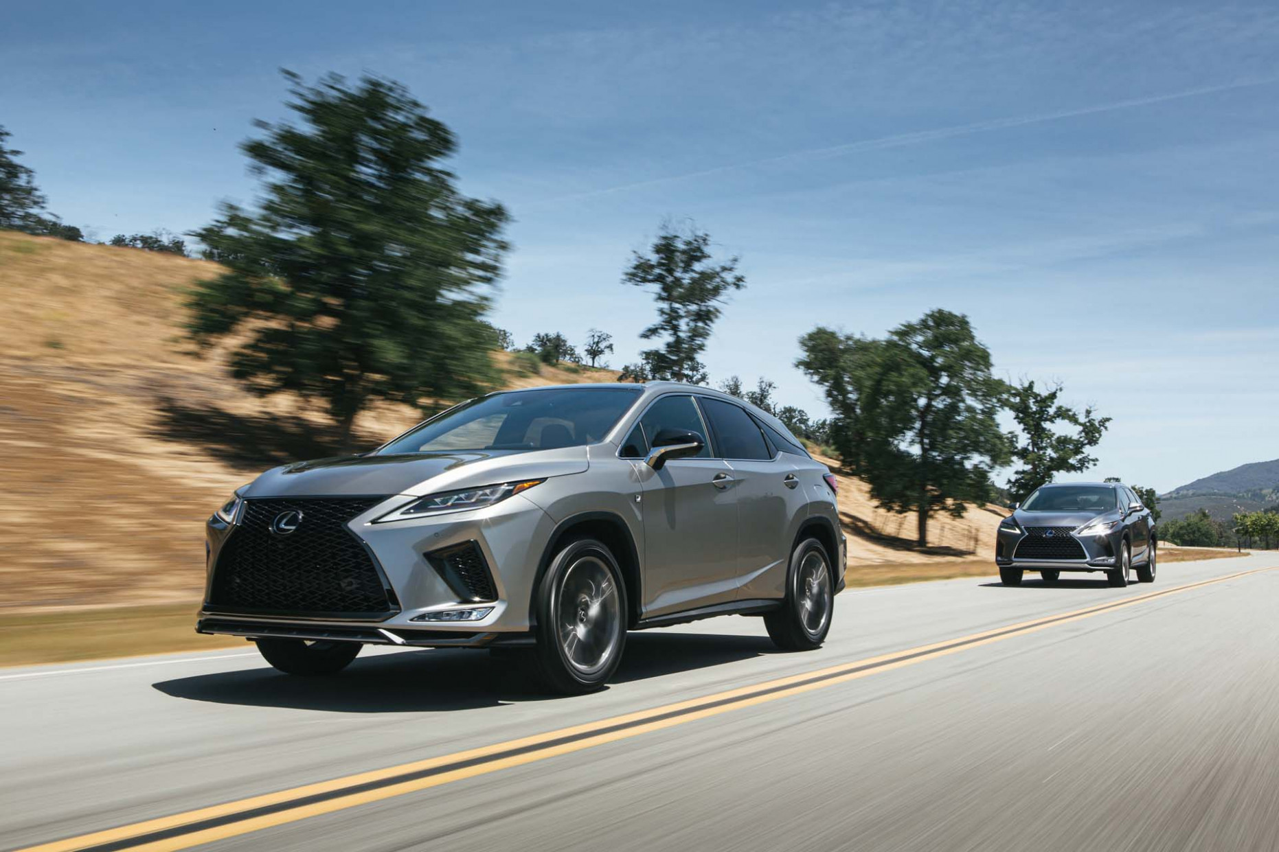 5 Lexus RX Review, Ratings, Specs, Prices, and Photos - The Car ...