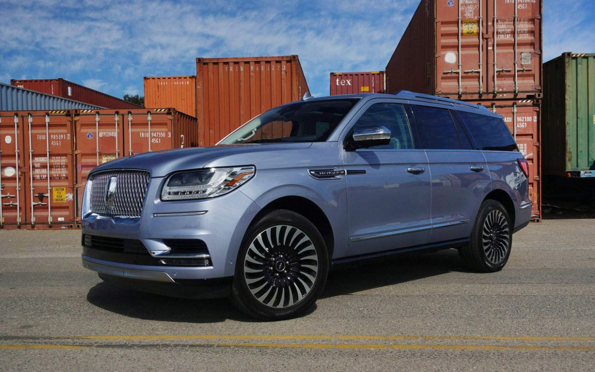 5 Lincoln Navigator reviews, news, pictures, and video - Roadshow | 2020 Lincoln Navigator Mpg