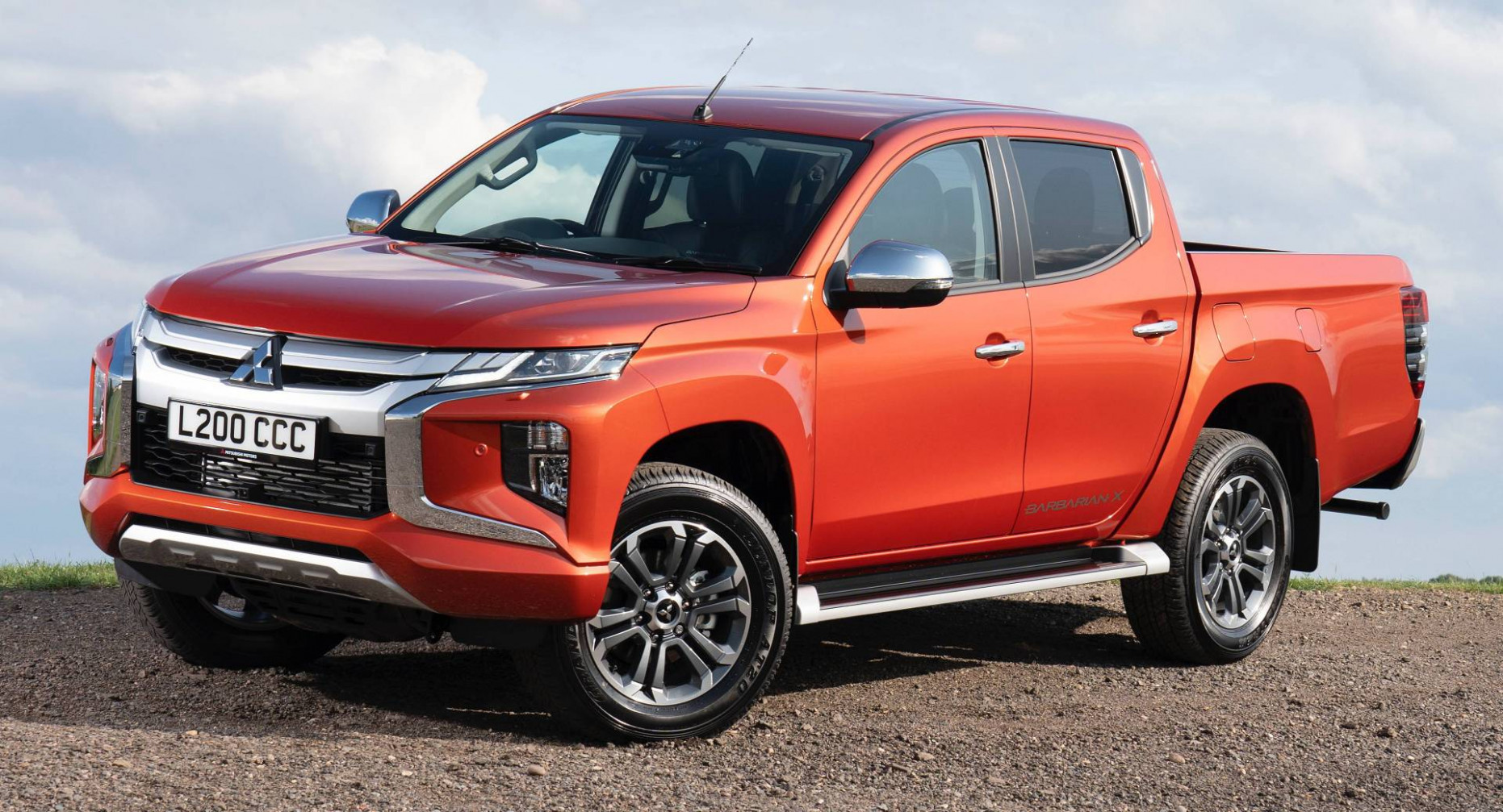 5 Mitsubishi L5 Arrives In The UK With £5,5 Base Price ..