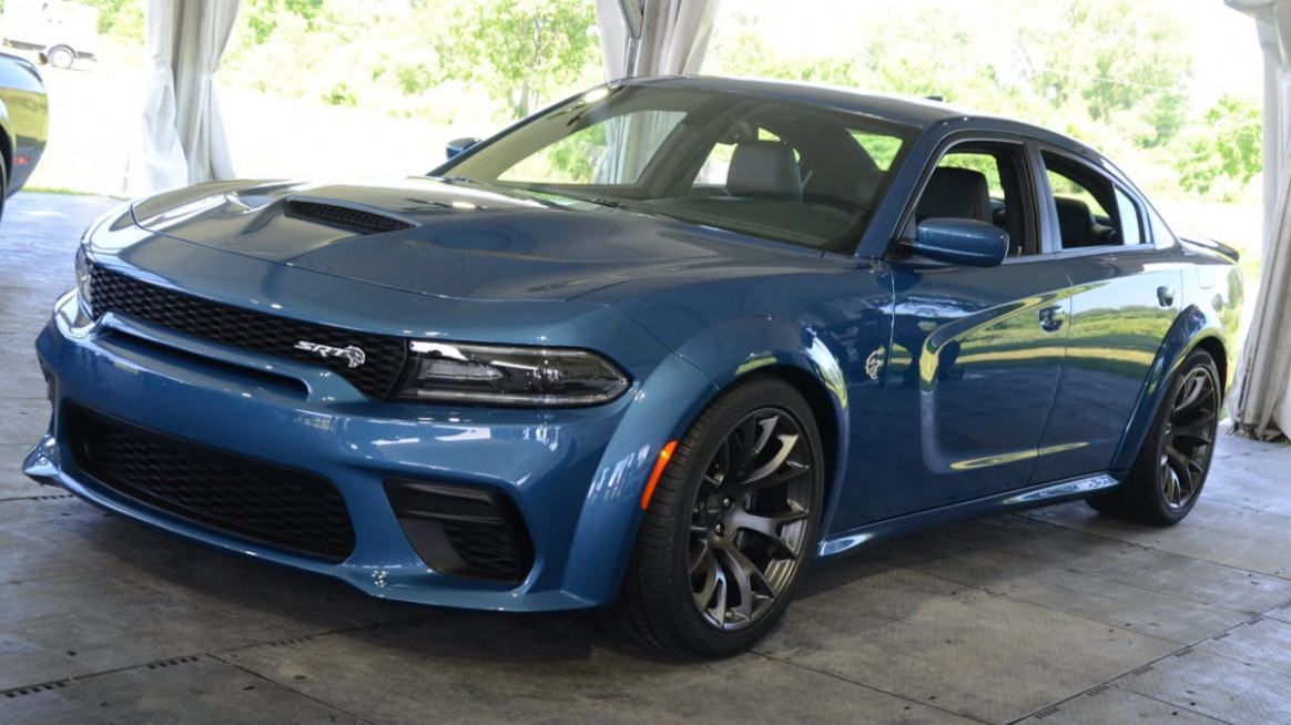 5 New Wheel Changes for the 5 Dodge Charger SRT Hellcat ..