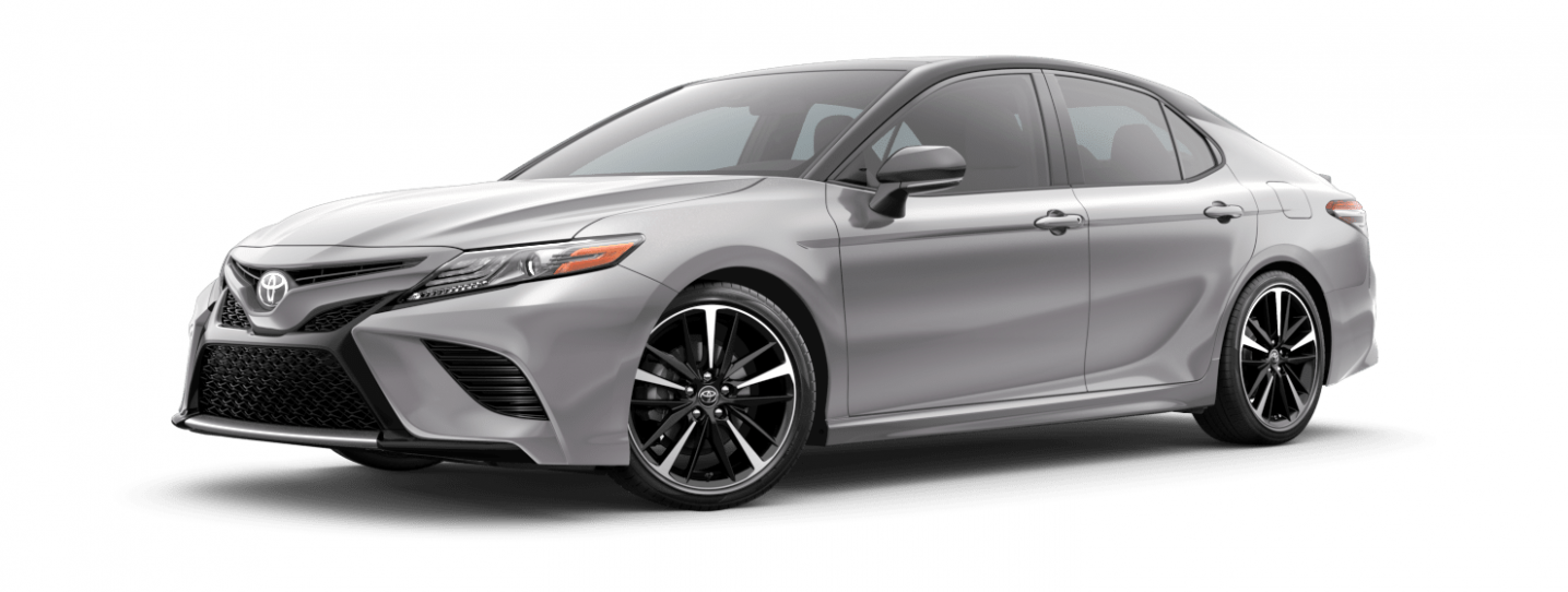 5 Toyota Camry Mid-size Car | Peace of Mind Standard