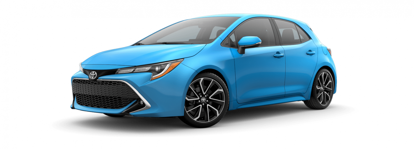 5 Toyota Corolla HB | Corolla Hatchback | Style without compromise