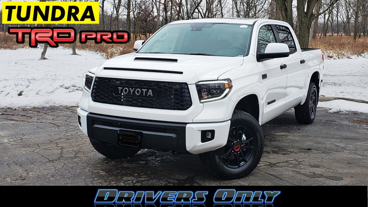5 Toyota Tundra TRD PRO - Better Than Ever