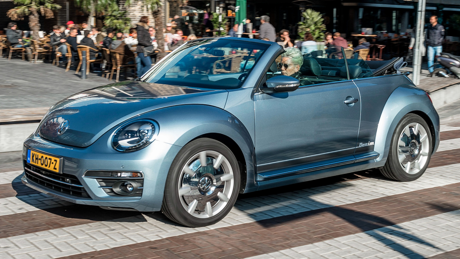 5 Volkswagen Beetle Cabriolet Denim - Wallpapers and HD Images ..