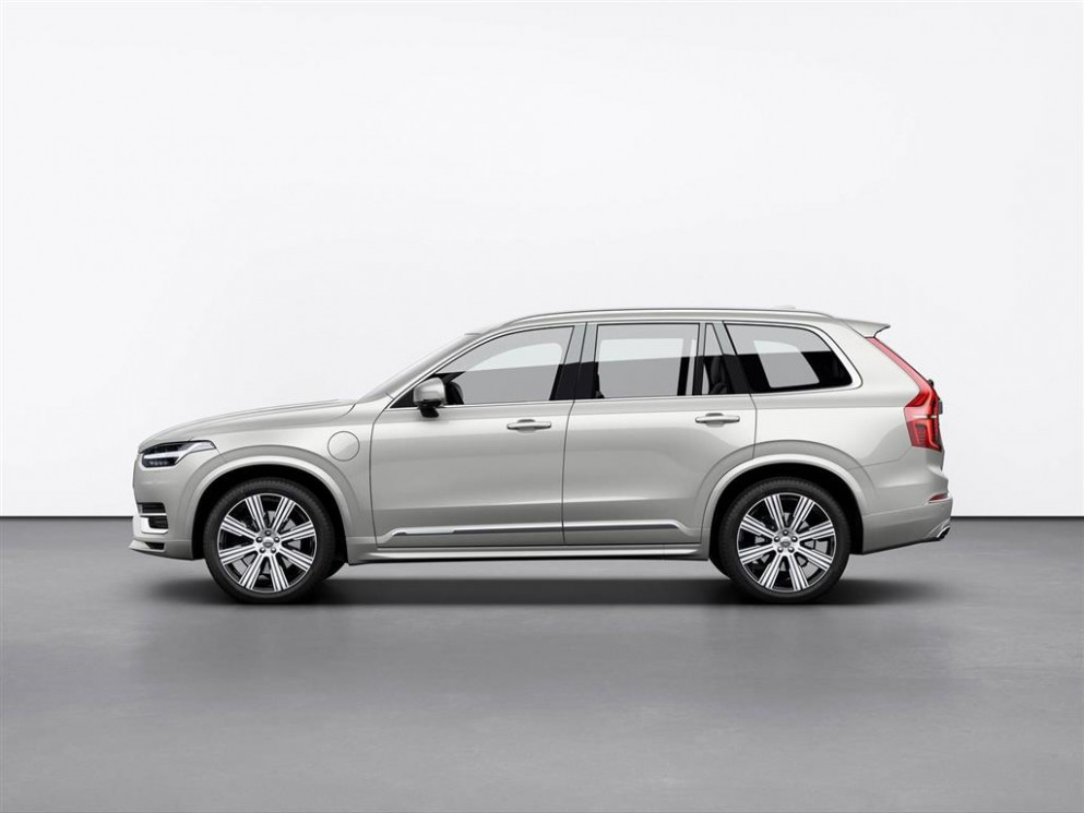 5 Volvo XC5 technical and mechanical specifications | 2020 Volvo Xc90 Dimensions
