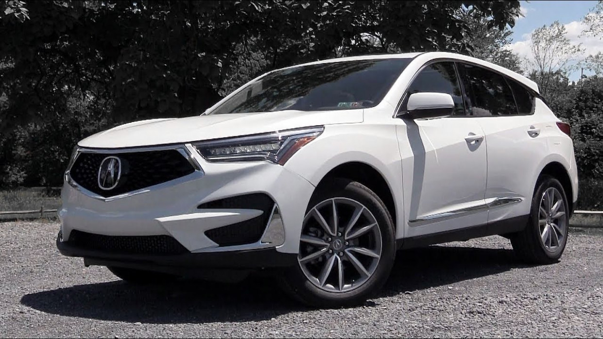 6 Acura RDX: Review