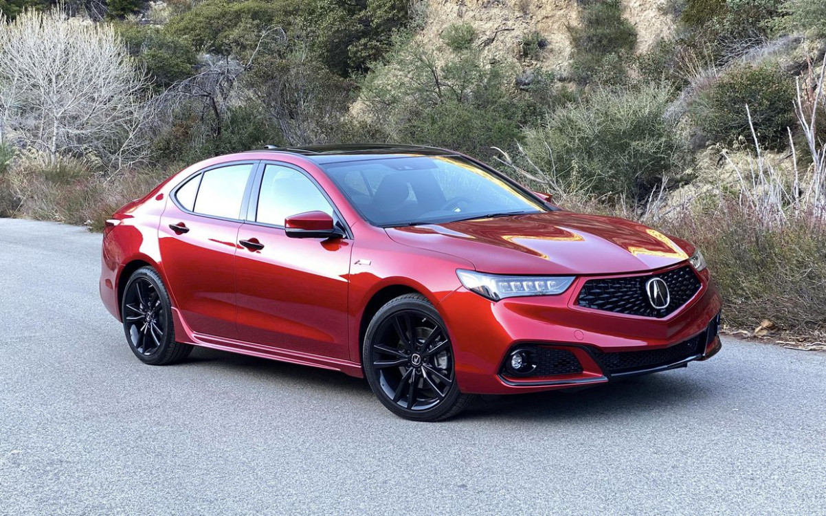 6 Acura TLX reviews, news, pictures, and video - Roadshow   2020 Acura Models