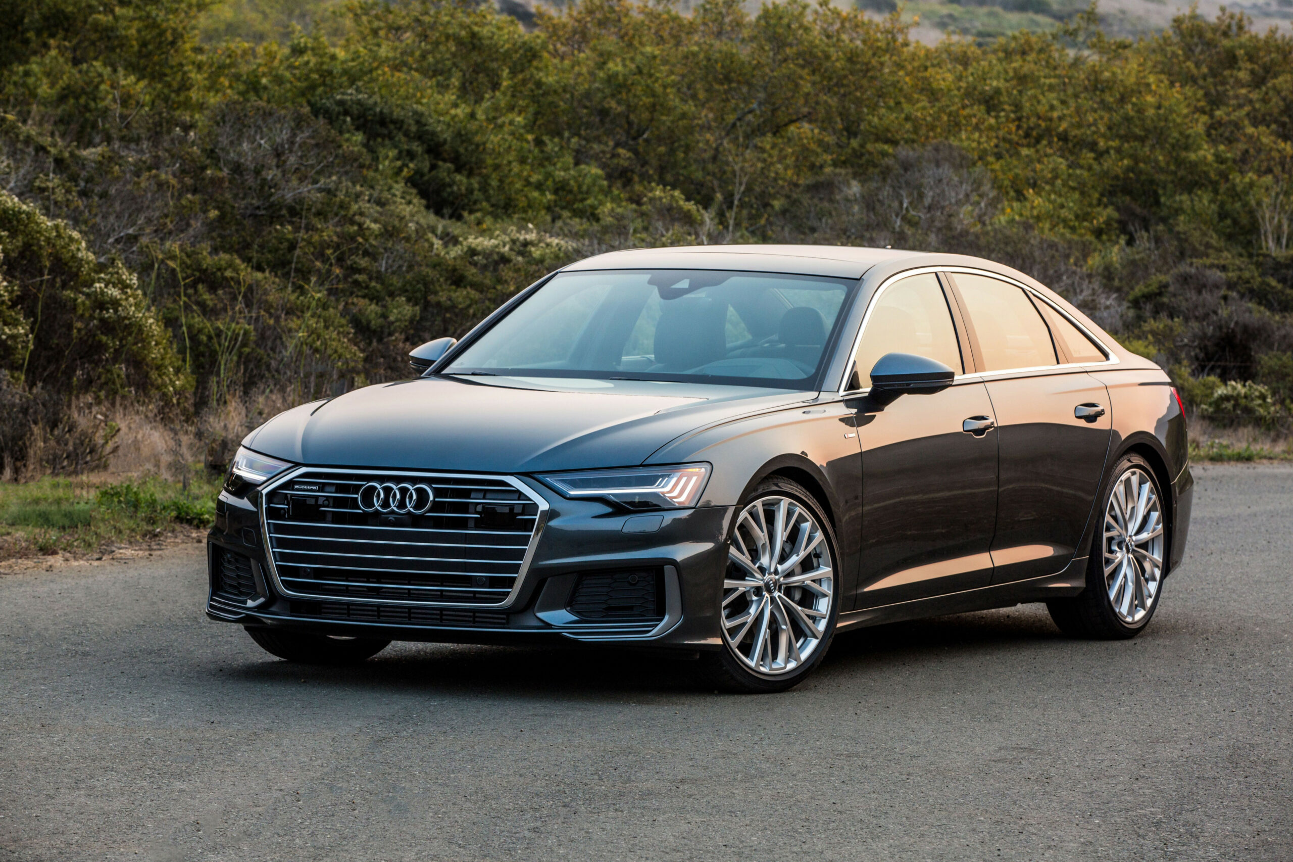 6 Audi A6 Review, Pricing, and Specs | 2020 Audi A6 Msrp