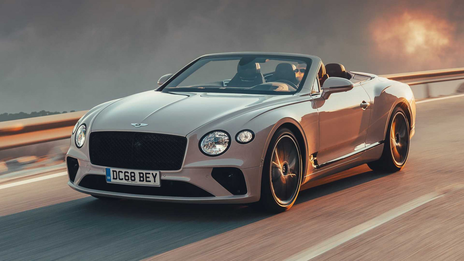 6 Bentley Continental GT Convertible First Drive: Continental Power | 2020 Bentley Continental Gt