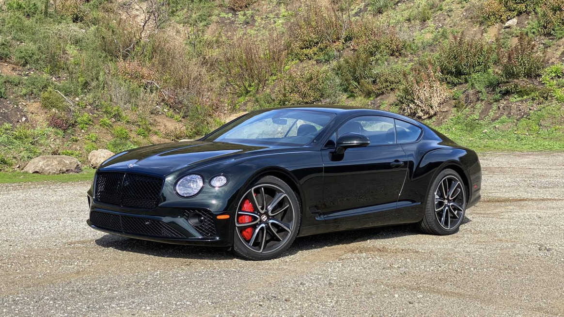 6 Bentley Continental GT review: How to feel like a million ..