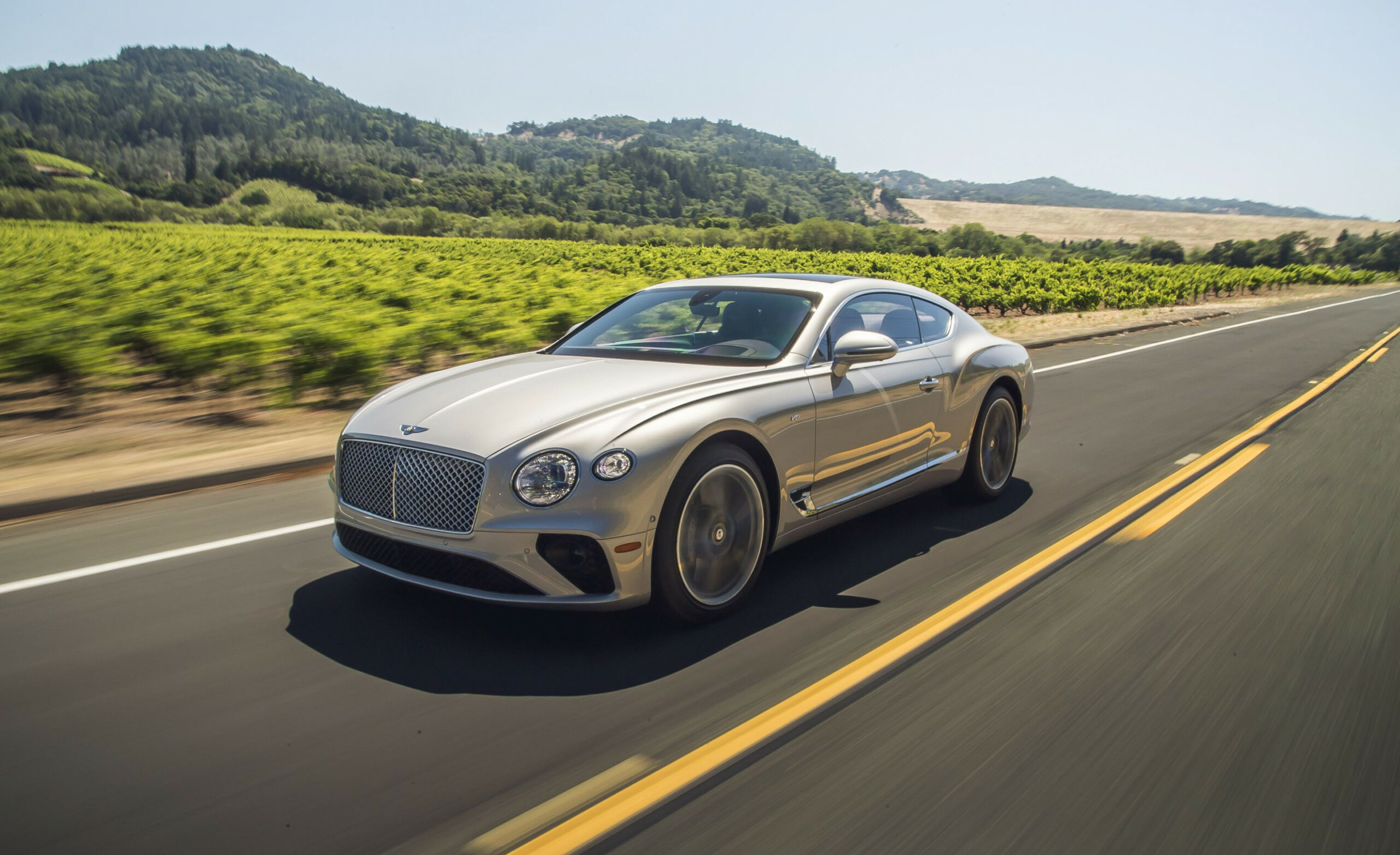 6 Bentley Continental GT V6 Gives up Almost Nothing to the W6 | 2020 Bentley Continental Gt