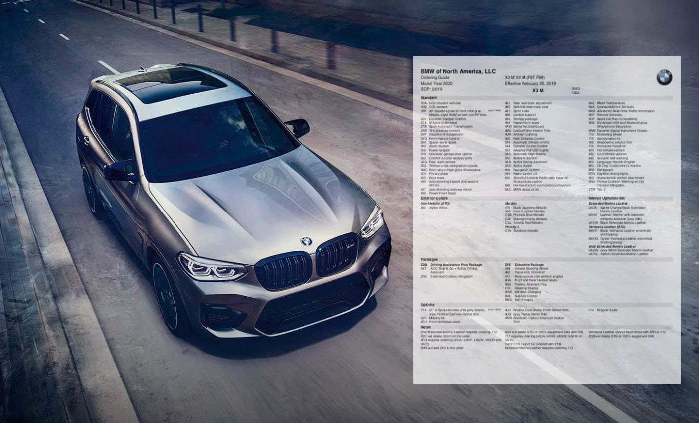 6 Bmw Ordering Guide - Car Review 6 : Car Review 6 | 2020 BMW Order Guide