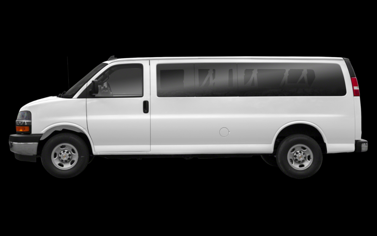 6 Chevrolet Express Passenger reviews, news, pictures, and ..