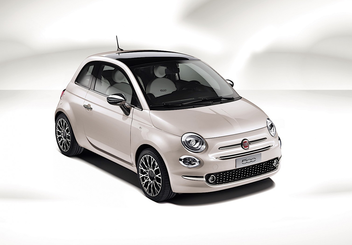 6 Fiat 6 Goes in Star Mode with Two New Top of the Range ..