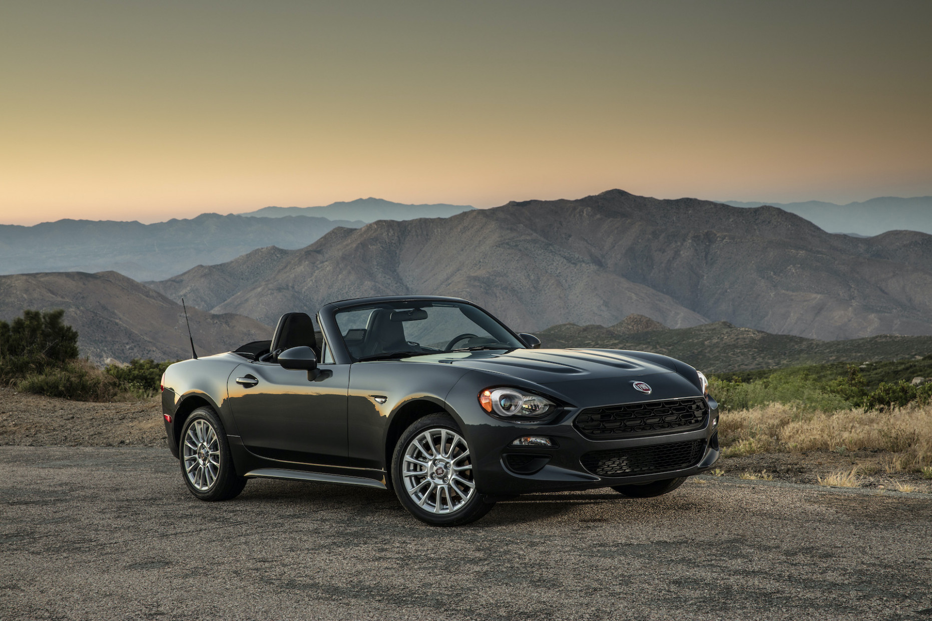 6 FIAT 6 Spider Review, Ratings, Specs, Prices, and Photos ...