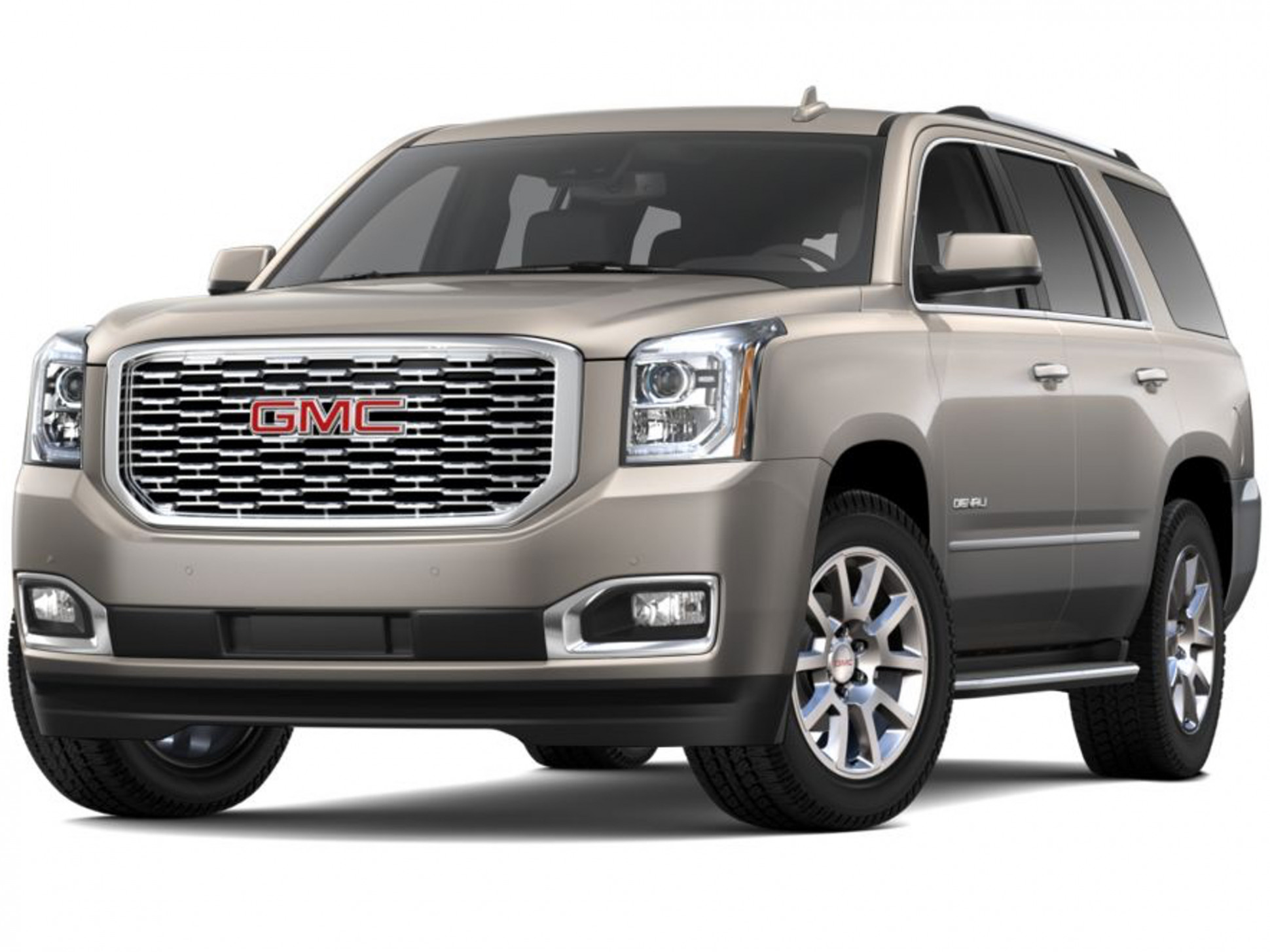 6 GMC Yukon: Here's What's New And Different | GM Authority