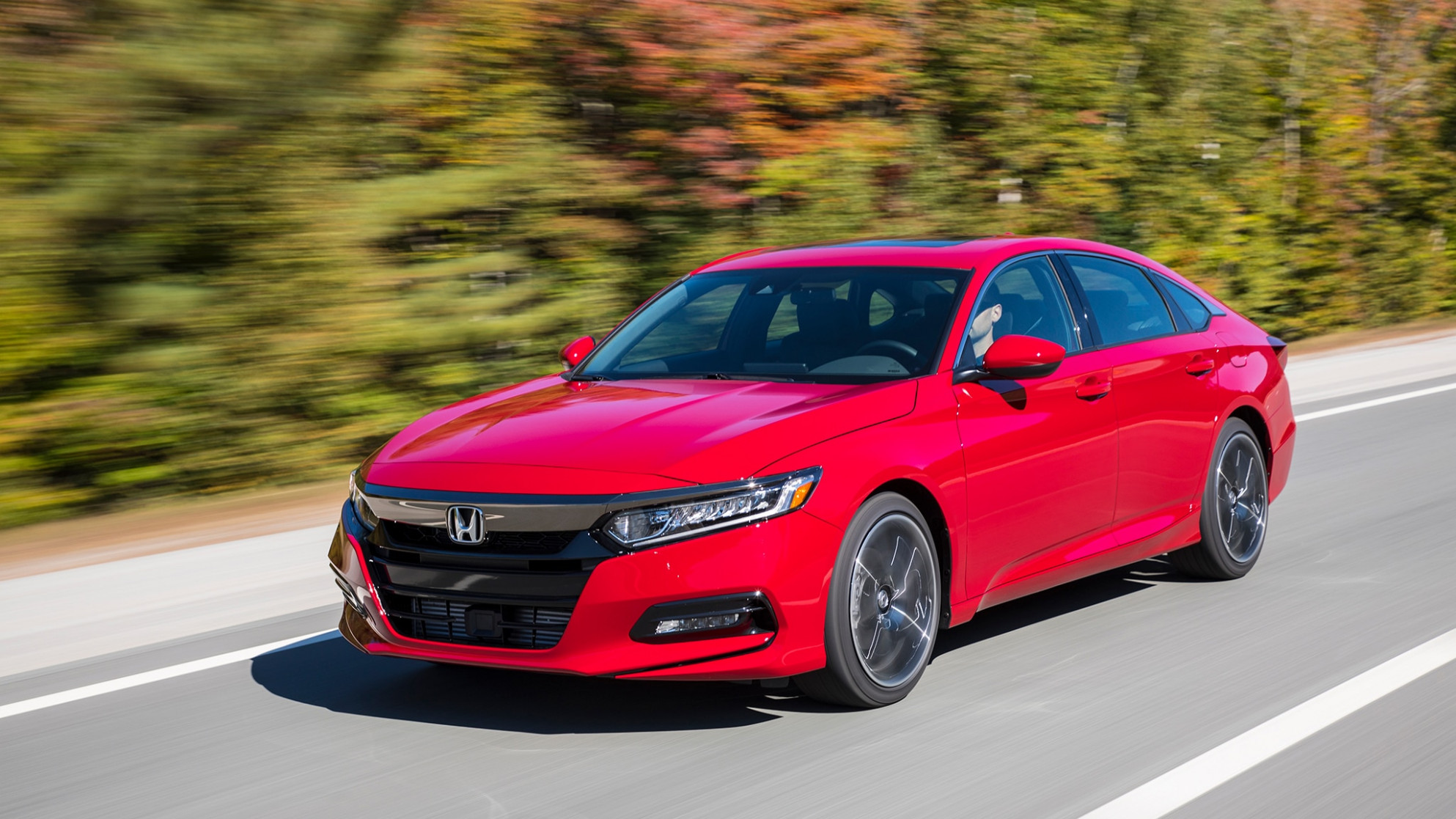 6 Honda Accord: What to Expect From the Class-Leading Midsize Sedan   2020 Honda Accord Sport
