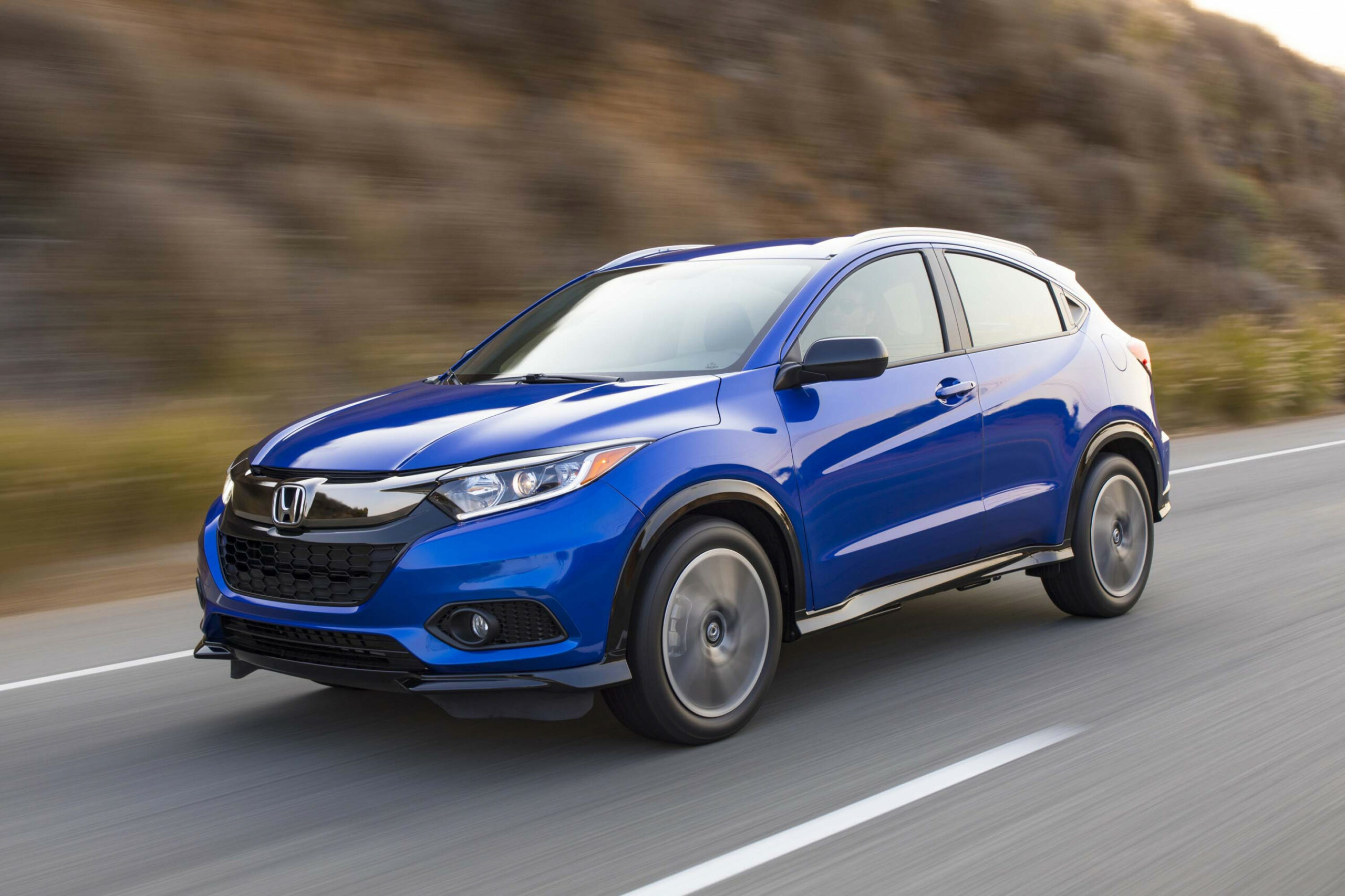 6 Honda HR-V Review, Ratings, Specs, Prices, and Photos - The ..