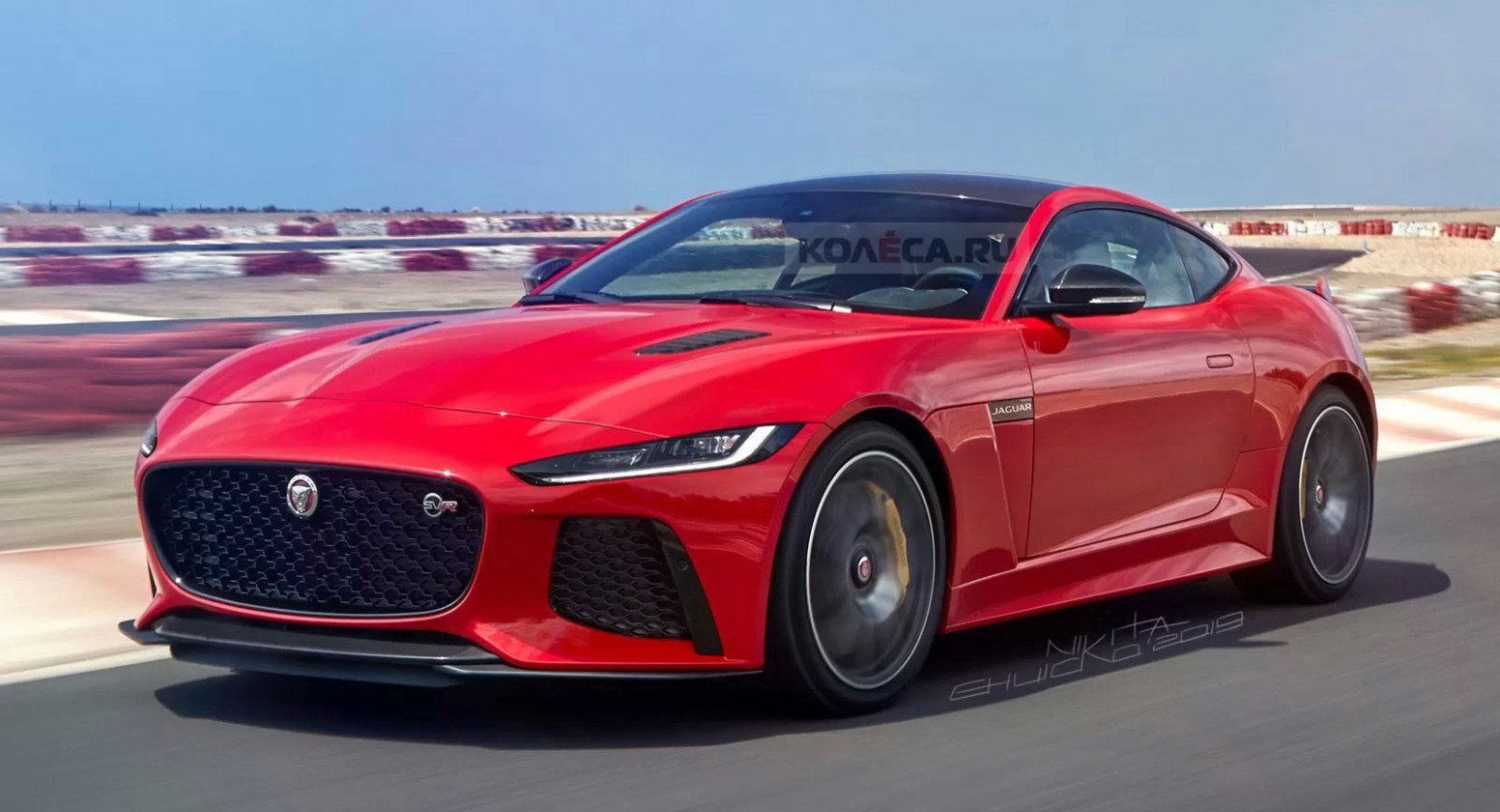 6 Jaguar F-Type Could Look Like A Baby Aston Martin | Carscoops