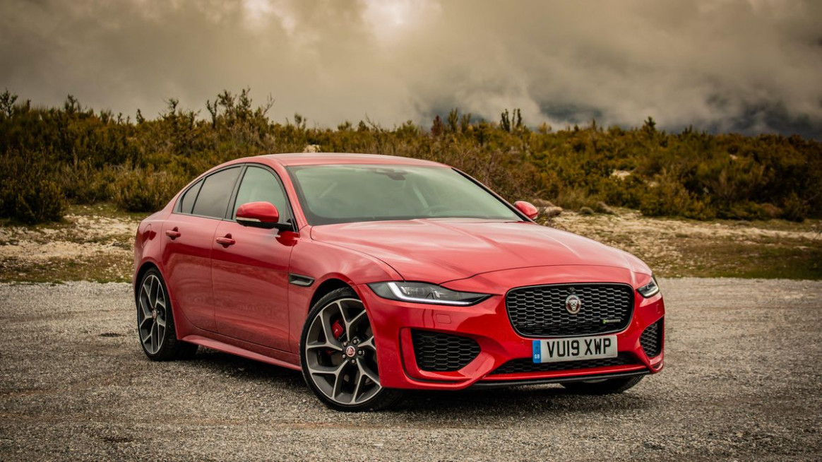 6 Jaguar XE first drive review: Even more reasons to consider ..