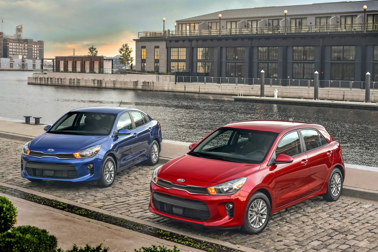6 Kia Rio Review, Ratings, Specs, Prices, and Photos - The Car ..