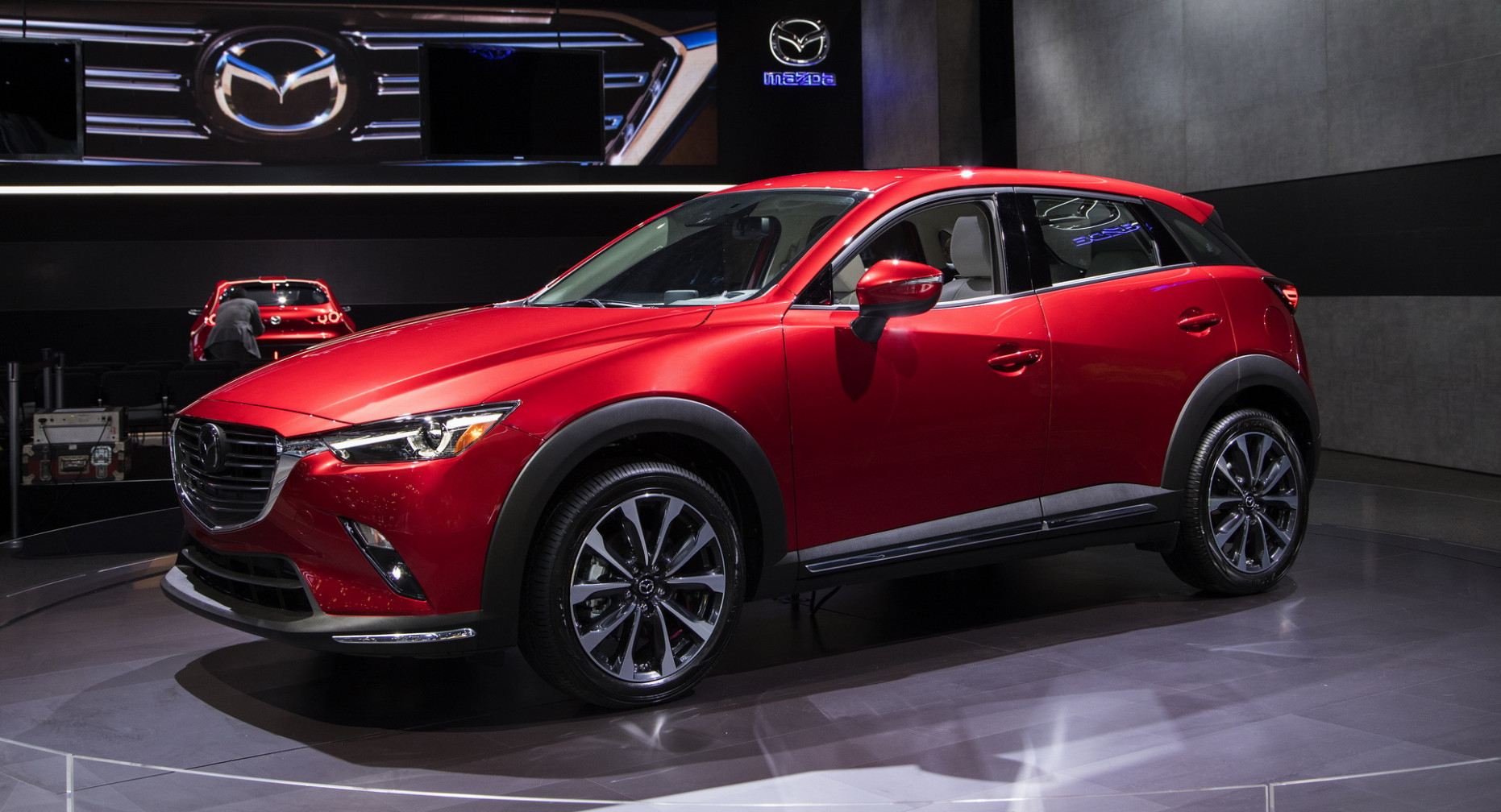 6 Mazda CX-6 Comes In Just One But Fully Loaded Trim Priced ..