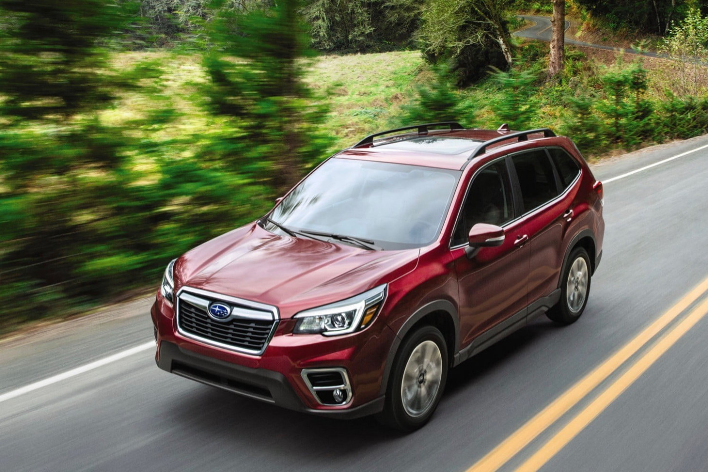 6 Subaru Forester Priced From $6,6, Gets More Safety Tech | 2020 Subaru Van