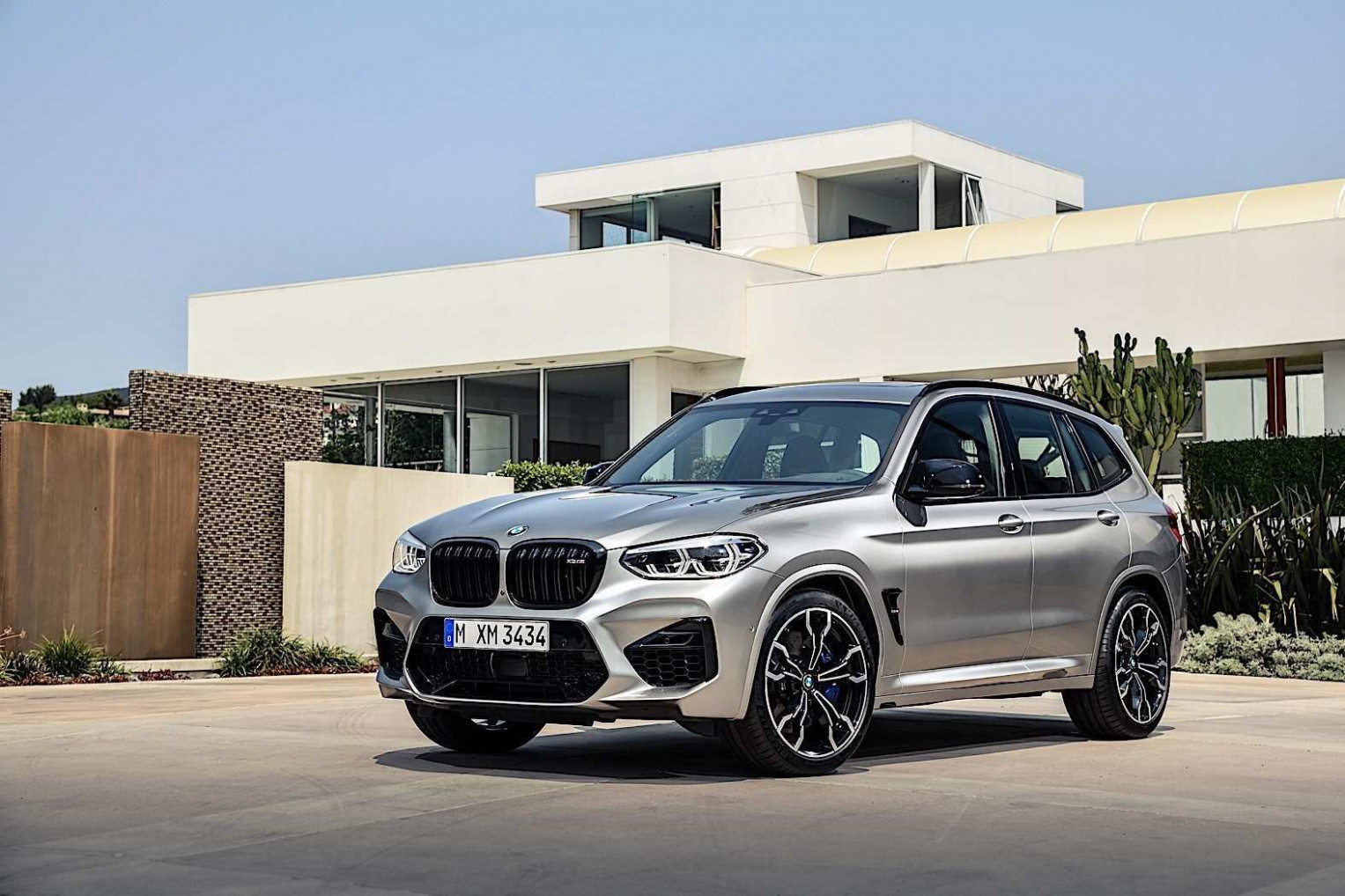 6 The 6 BMW X6M Ordering Guide Ratings for 6 BMW X6M ..