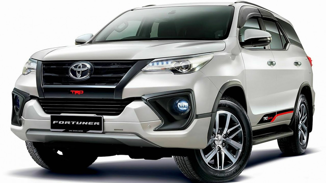 6 Toyota FORTUNER – ALL-NEW Toyota FORTUNER 6 and FORTUNER 6   2020 Toyota Fortuner
