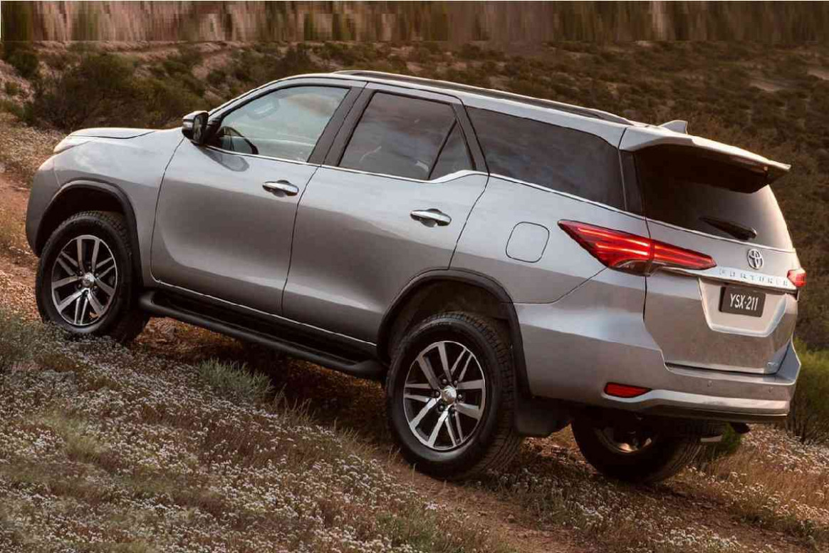 6 Toyota Fortuner Facelift – 6 Important Facts To Know   2020 Toyota Fortuner