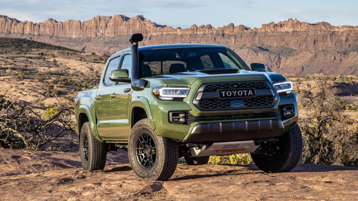 6 Toyota Tacoma first drive review: Small tweaks make this ..