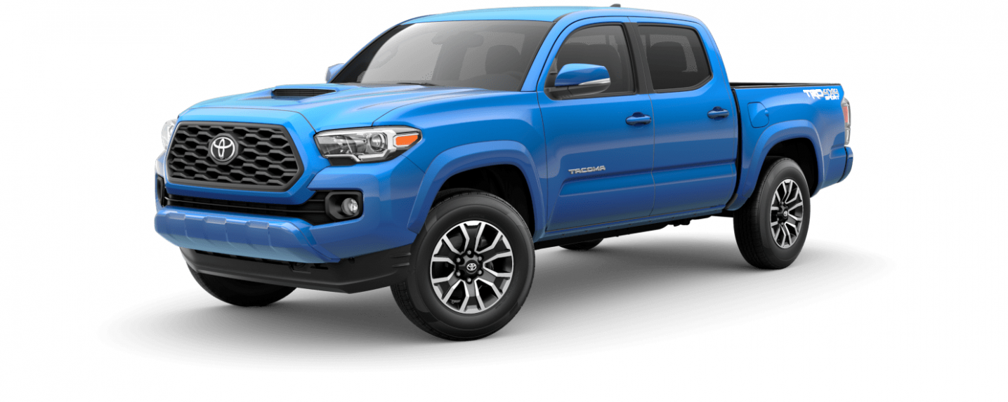 6 Toyota Tacoma Pickup | Built for the Endless Weekend | 2020 Toyota Pickup