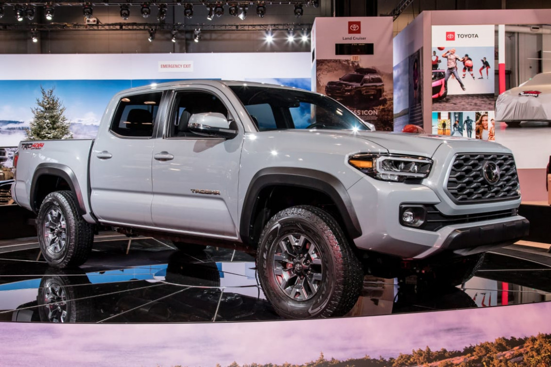 6 Toyota Tacoma Tops What's New This Week on PickupTrucks.com ...