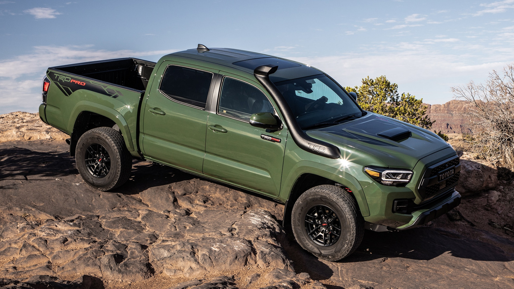 6 Toyota Tacoma TRD Pro Review: What's Improved, What's Not