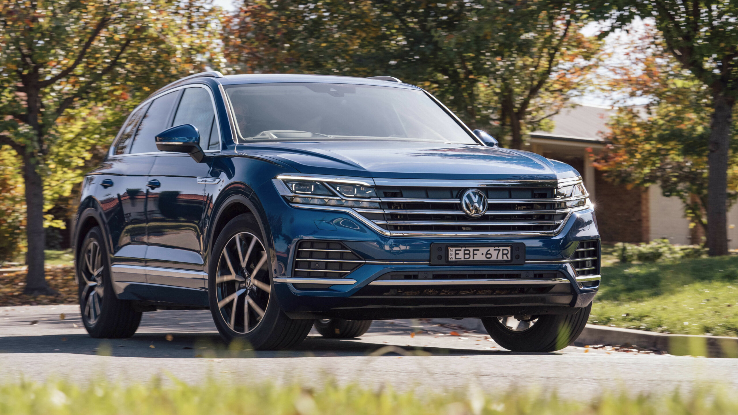 6 Volkswagen Touareg pricing and specs | CarAdvice