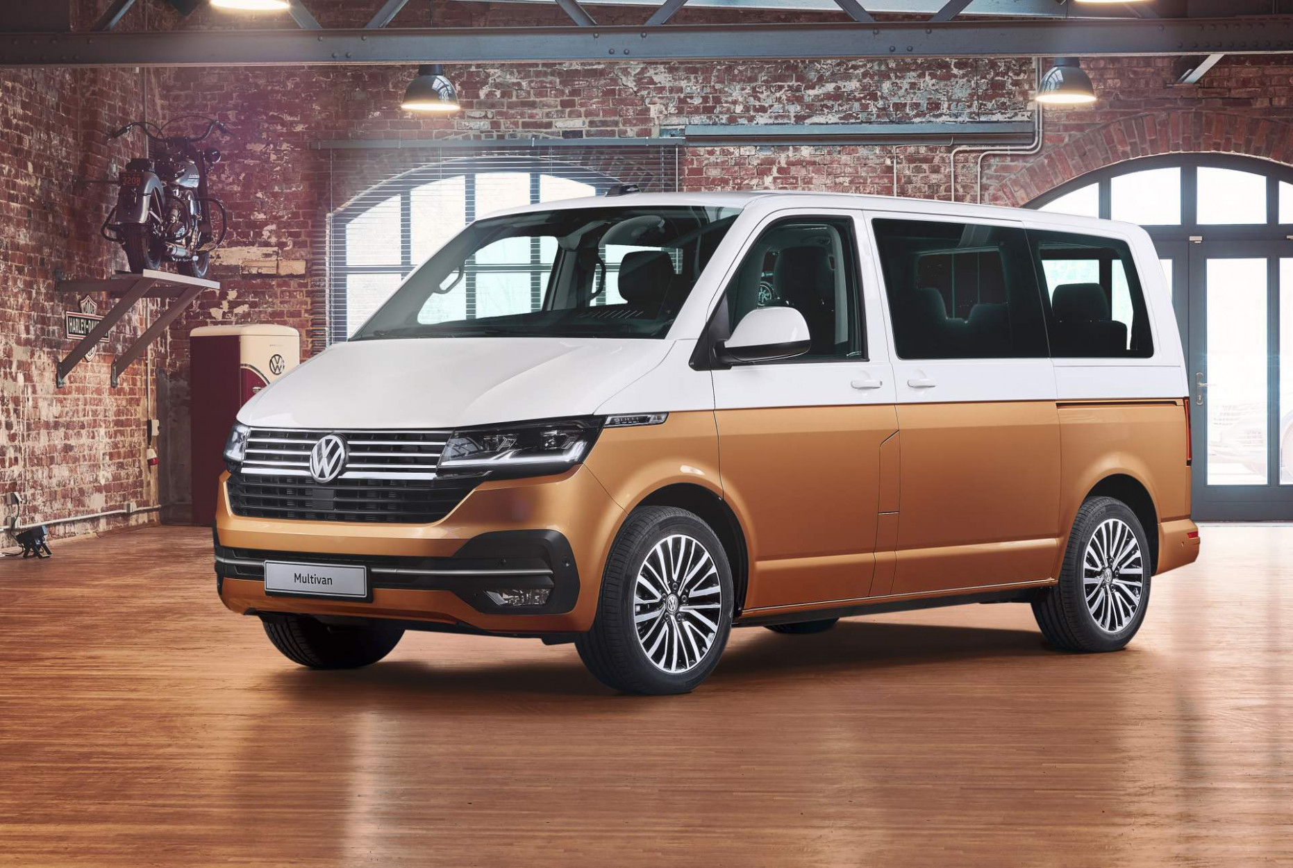 6 Volkswagen Transporter T6.6 Previewed, EV Coming With Two ..