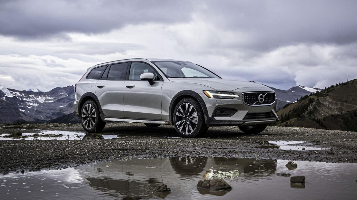 6 Volvo V6 Cross Country first drive review: Small changes ..
