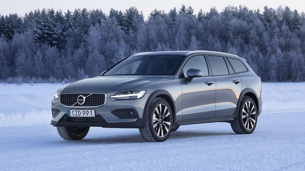 6 Volvo V6 Cross Country lands with $6,6 starting price ..