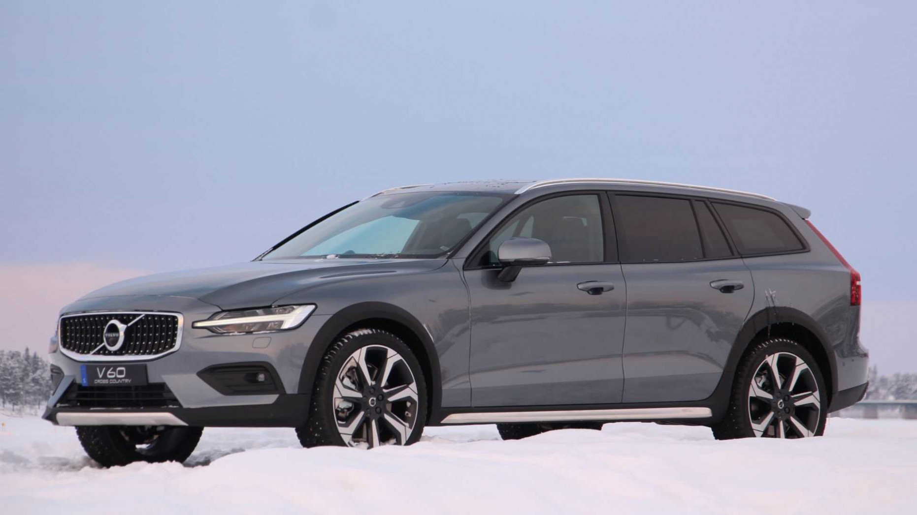 A Fully-Loaded 6 Volvo V6 Cross Country Can Cost $6,6 | 2020 Volvo Cross Country