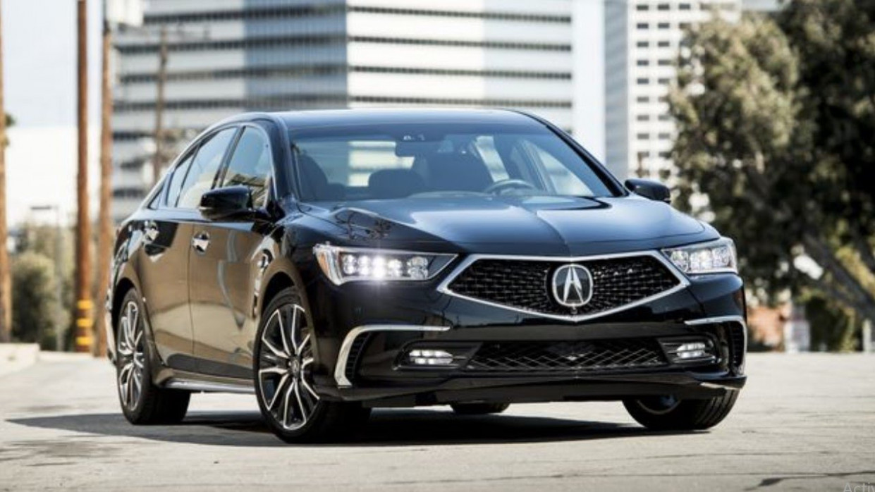 Acura RLX 5 - All You Need To Know | 2020 Acura Rlx Msrp