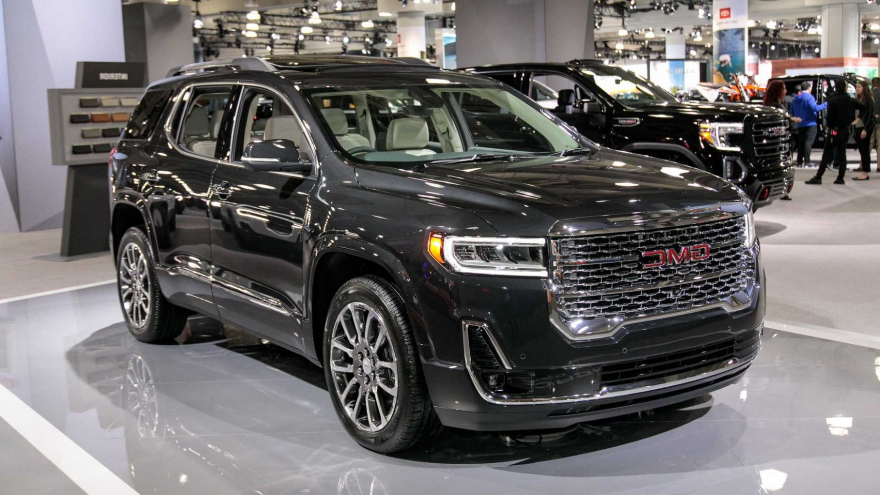 All You Need To Know About 6 Gmc Envoy (With images) | Gmc ..